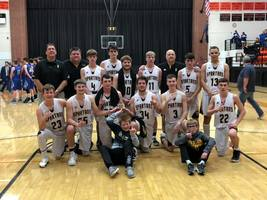SCBL Boys Basketball Champions