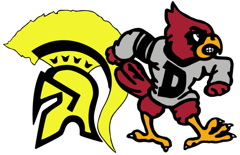 Spartans & Cardinals Logo